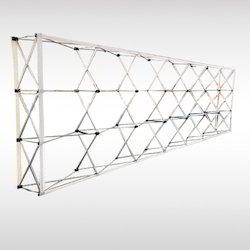 Aluminium Frame Straight & Cross