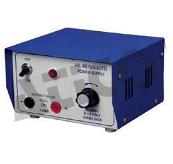 IC Regulated Power Supply