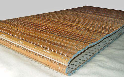 Wooden Lattice Conveyor Belts