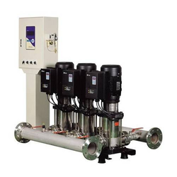 Inverter Built-in Booster Pumps System