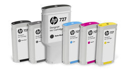 For hp 727 Ink Cartridge CHIP For HP DesignJet T1530 T920 T1500 T2500 T930 T2530 Print