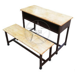 Sharon Two Seater Bench and Desk