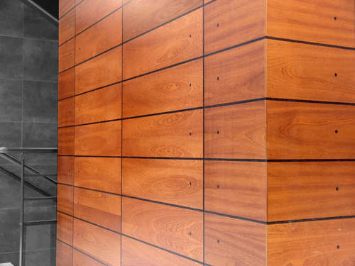 Wood Wall Panels Decorative Pvc Wood Wall Panels Exporter From Ludhiana