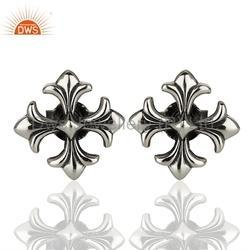 New Design 925 Silver Trendy Stud Earrings