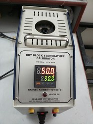 Portable Dry Block Temperature Calibrators Atc Series