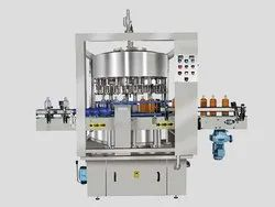 Automatic Glass Bottle Liquor Filling Machine