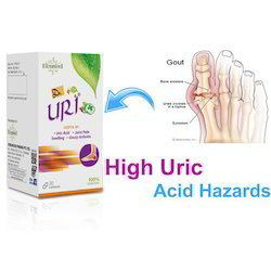 High Uric Acid Hazards