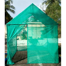 Green Shade Net House