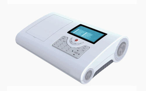 Variable Double Beam Spectrophotometer