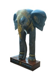 Welcome Elephant Statue For Entrance