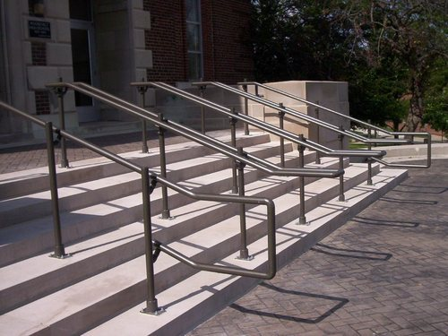 Railing Accessories - Stainless Steel Pillar Manufacturer from Mumbai