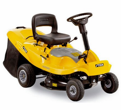 Stiga Ride On Mowers Garden Compact EV