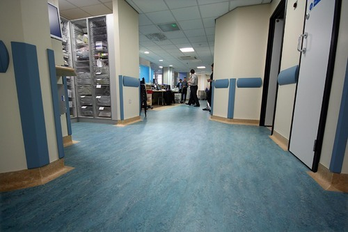 Hospital Flooring Pvc Hospital Flooring Service