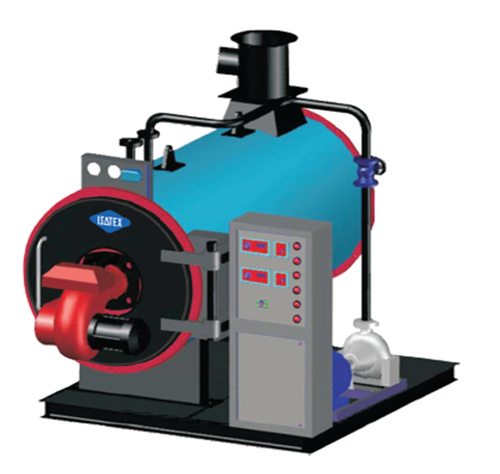 Oil & Gas Fired Wet-Back Thermic Fluid Heaters