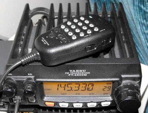 yaesu two way radio yaesu ft 2800 radio manufacturer from navi mumbai