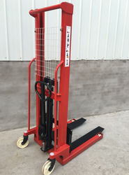 Manual Hand Stacker