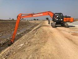 Excavator Long Booms