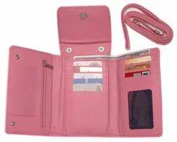 Leather Ladies Wallet Purse