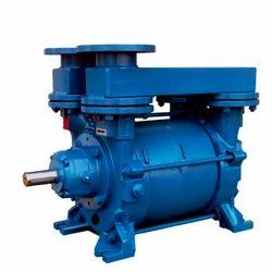 MW 4 Liquid Ring Vacuum Pumps