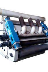 Fingerless Single Facer Corrugation Machine
