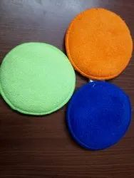 Applicator Foam Pad Micro Fiber 4''