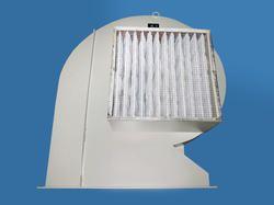 DC Motor Cooling Blower