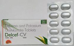 Cefixime 200mg Clavulanic Acid 125mg