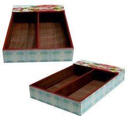 Digitally Printed Wooden Cutlery Trays