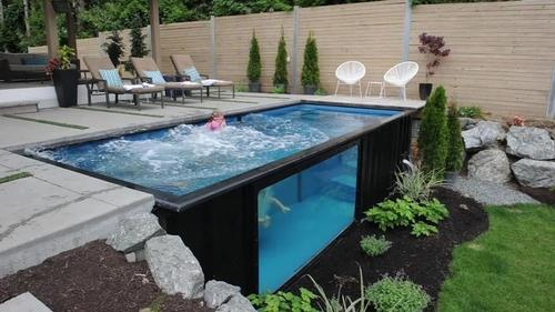 Swimming Pools Outdoor Swimming Pool Manufacturer From