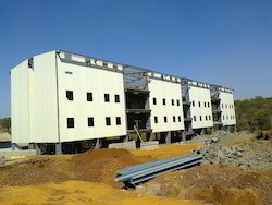 Double Storey Office Building