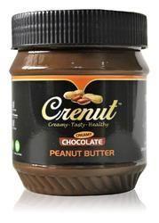 Natural Crunchy Butter Peanut