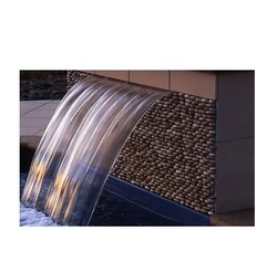 Garden Fountain Waterfall