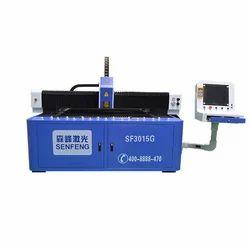 SF3015G Electric Fiber Laser Cutting Machine