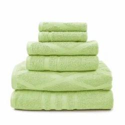 Mix Solid Bath Towels