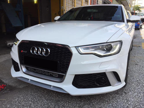 car body kit audi a6 rs6 body kit wholesale trader from. Black Bedroom Furniture Sets. Home Design Ideas
