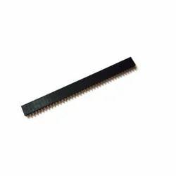 Female Connector Strip Or Flow Solder