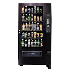 Smart Snacks Vending Machine with E Wallets