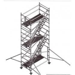 Aluminium Ladder Amp Scaffolding Aluminium Scaffold Tower