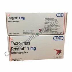 Tacrolimus Prograf  1 mg Capsule