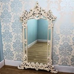 Decorative Wooden Mirror