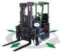 Compact Multi Directional Forklift