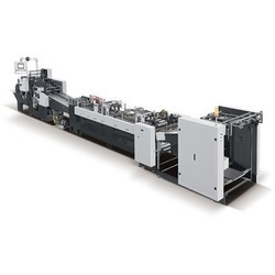 Automatic Paper Cover Making Machines