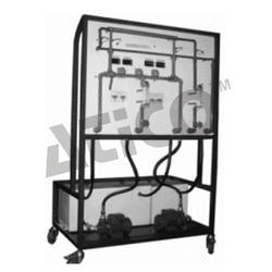 Two Pipe Heat Exchanger Instruments