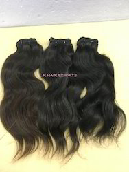 100% Virgin Human Natural Wave Hair