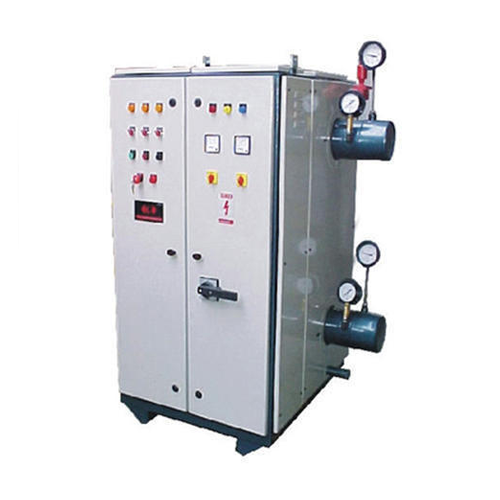 Steam Boiler - Automatic Electric Steam Boiler Manufacturer from Gurgaon