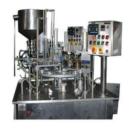 Juice Cup Filling And Sealing Machine