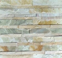 Natural Mint sandstone wall cladding panels