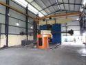 4 Arm Biaxial Roto Molding Machine