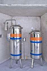 Pure Water Mineral Water Plant