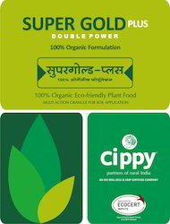 Super Gold (Plus) 100% Organic Plant Feed Granular